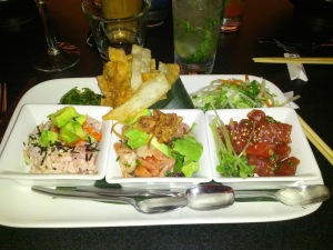 Poke Trio and Nojito: the proper care and feeding of your Dreamstress